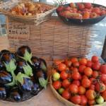 Pomodori e melanzane